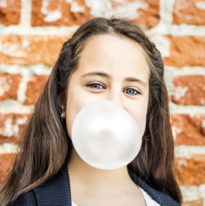 san antonio chewing gum