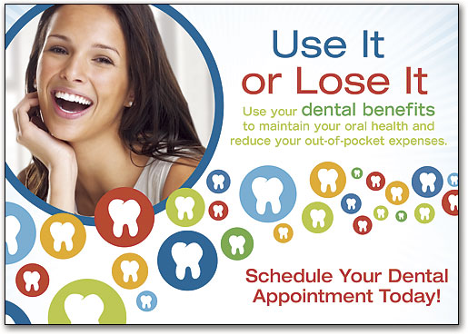 Use Your End of Year Dental Insurance Benefits OR Lose 'Em ...